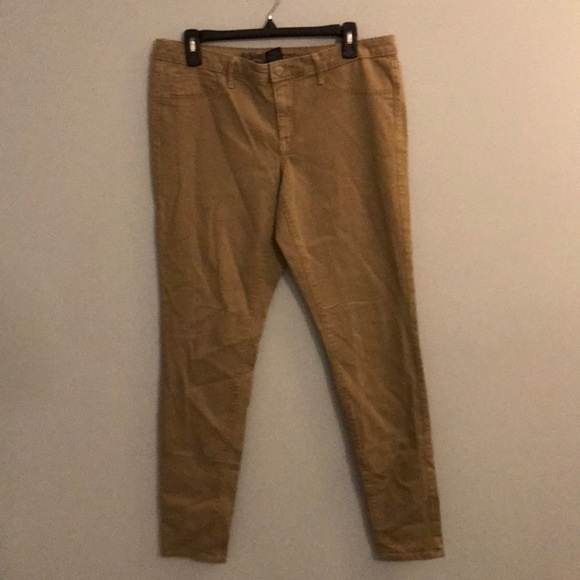 Mossimo Supply Co. Pants - Khaki jegging